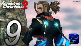 Xenoblade Chronicles 2 Torna Switch Walkthrough - Part 9 - Aletta Region: Lett Bridge