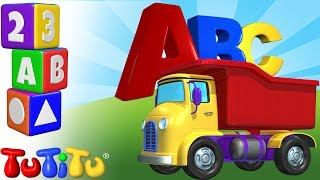 TuTiTu Preschool | Truck | Learning the Alphabet with TuTiTu ABC