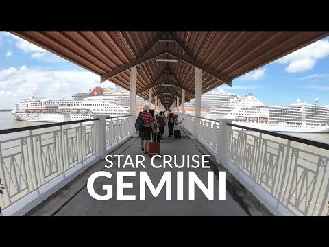 A 4 Days 3 Nights Star Cruise Gemini - Lobster and Seafood! | Port Klang, Malaysia to Phuket
