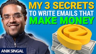 3 Secrets To Write Emails That Generate SALES.