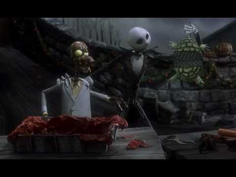 The Nightmare Before Christmas - Making Christmas HQ