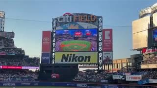 New York Mets 2019 Starting Lineups (Subway Series [vs. New York Yankees])