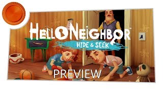 Hello Neighbor Hide and Seek - Preview - Xbox One