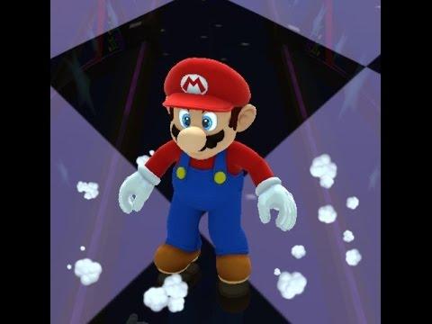 Sonic Lost World: Mario Lost World