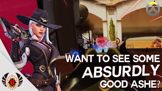 Want to see some absurdly good Ashe?