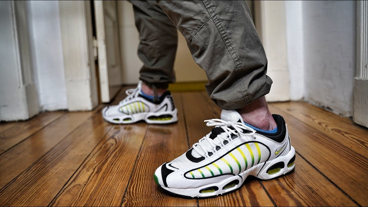 24b9ef83d7 Nike Air Max Tailwind IV OG Detailed Review & On Feet Video - YouTube