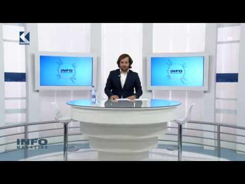 Info Magazine – Hashim Thaçi – 14.09.2017 – Klan Kosova