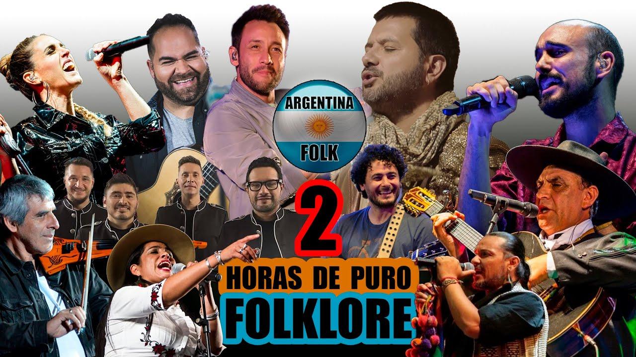 2 Horas De Puro Folklore Argentino Enganchado 2020 Vol 3 Dos Horas 80 Canciones Youtube