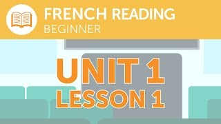 French Reading Practice