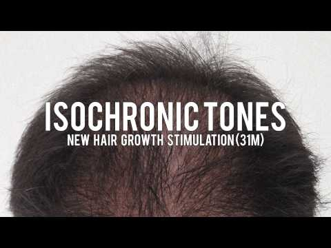 ISOCHRONIC TONES: New Hair Growth Stimulation