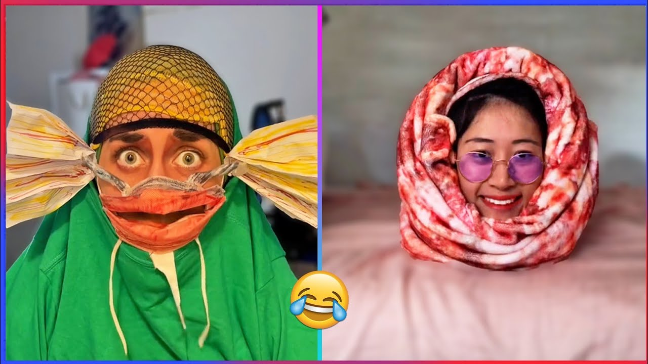 Unusual Memes That Will Make Your Day Better | TikTok Try Not To Laugh Challenge 🥵😂🤣