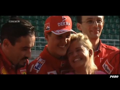 Michael Schumacher Tribute - We Will See You Again