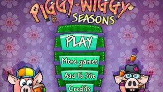 Piggy Wiggy Seasons Level1-25 Walkthrough