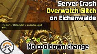 OCG - Server Crash Overwatch Glitch on Eichenwalde