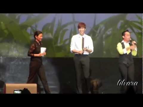 [HD Fancam] Lee Minho Gangnam Style at Jakarta