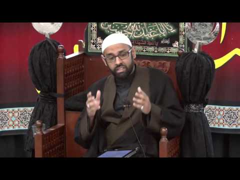 Lessons from Imam Ali al-Ridha (as) - Sheikh Jaffer H. Jaffer - 29th Safar 1438