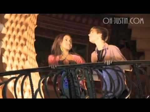 Justin Bieber-Never Let You Go (Behind The Scenes)