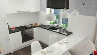 Квартира-студія – дизайн, інтер'єр, ідея планування студії
