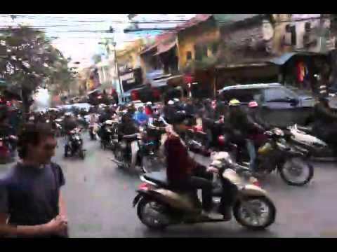 Crazy Hanoi