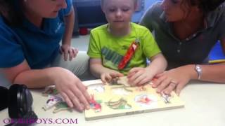 Maxwells autism Therapy