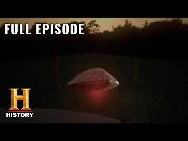 UFO Hunters: Huge Triangle Shaped UFOs in California (S3, E1)   Full Episode   History