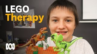 How Lego therapy can be a 'massive win' for kids with autism