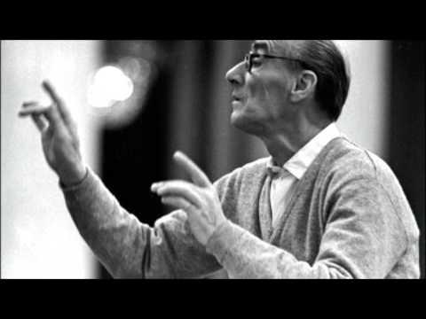 Mozart - Symphony n°33 K.319 - Leningrad / Mravinsky London 1960