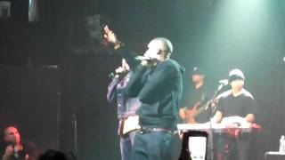 Nas & Damian Marley perform As We Enter with K