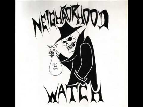 Neighborhood Watch - Straight Edge