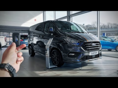 2020 Ford TRANSIT Custom 2.0 TDCi (170 HP) SPORT