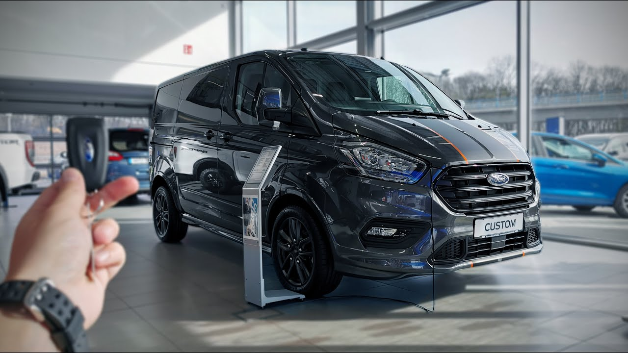 2020 Ford Transit Custom 2 0 Tdci 170 Hp Sport Youtube