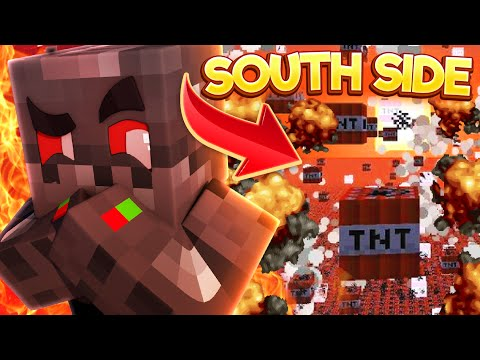 REVENGE ON SOUTH SIDE (Minecraft Roleplay)