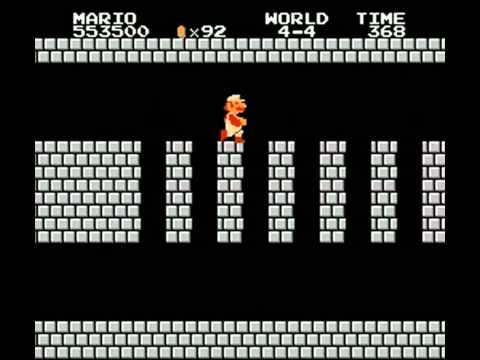 Super Mario Bros   NES   Juego Completo (HD)
