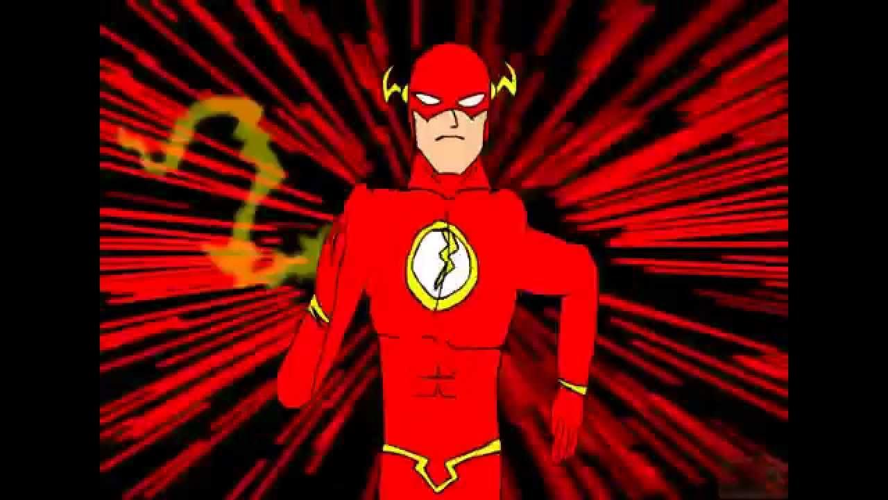 The Flash Animated - YouTube