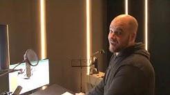 Detektiv Conan - Tobias Müller im Synchronstudio Einblicke in die Synchronarbeiten