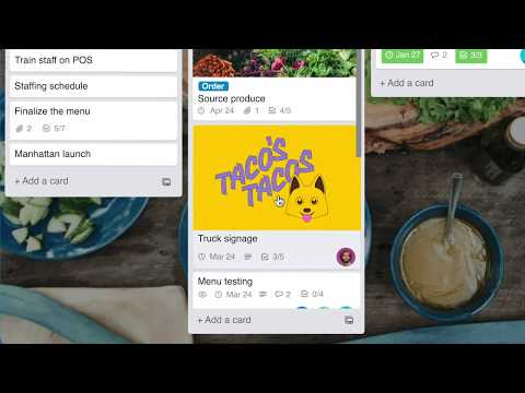 Trello | Take A Tour Of Trello