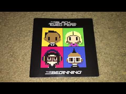 Unboxing The Black Eyed Peas - The Beginning (Deluxe Edition)