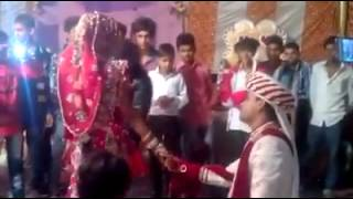 Indian Wedding Groom Funny Dance