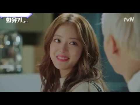A Korean Odyssey(HwayugI 화유기)- Lee Hong Gi(PK) and Lee Se Young(Jin Bu Ja) Couple Cut