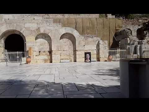 HERODES ATTICUS THEATER ATHENS, GREECE