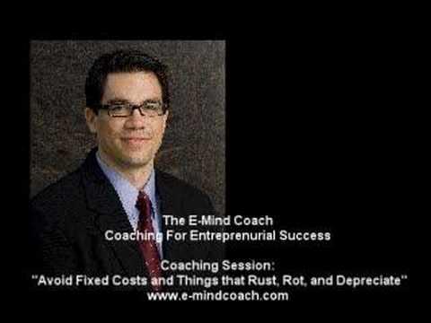 E-MindCoach: Avoid Fixed Costs . . .