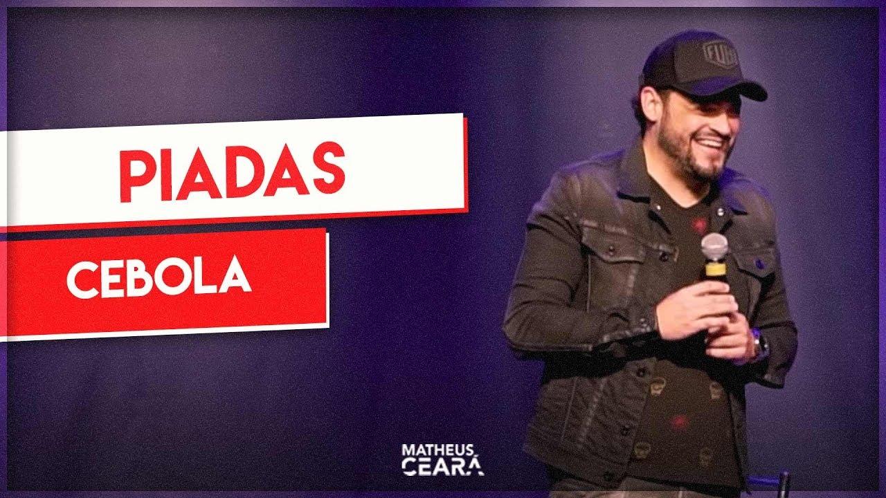 MATHEUS CEARÁ | PIADAS CEBOLA