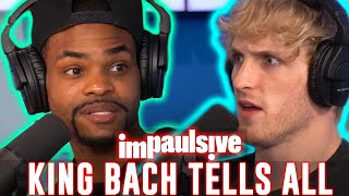 HOW KING BACH AVOIDED HERPES, R KELLY, AND CONTROVERSY - IMPAULSIVE EP. 49