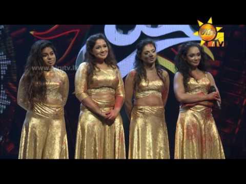 Hiru MegaStars Battle 20 Aryans Vs Sooryans Team Dancing Performance