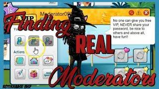 OMG I Found REAL MSP Moderators!