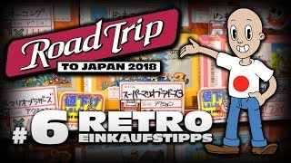 So geht Retro-Game-Shopping in Akihabara, Tokyo! (Roadtrip to Japan 2018 VLog #6)