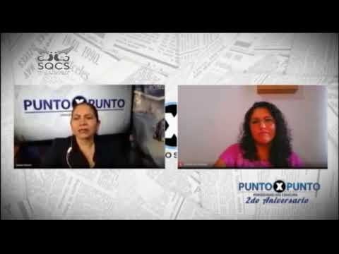 30 de Abril 2021  #EnVivo Punto x Punto Periodismo sin Censura con Sandra Romero e Invitados