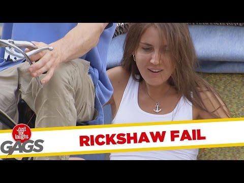 Rickshaw FAIL !