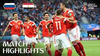 russia v egypt 2018 fifa world cup russia match 17