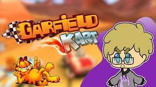 Garfield Kart: THE WORST GAME EVER?! - Review (3DS)